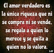 imagenes de valora el amor verdadero el amor verdadero es la única riqueza que ni se compra ni se vende