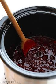 cooker cranberry sauce gimme some oven