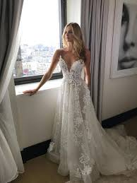 lace wedding gown white lace wedding dress cherry
