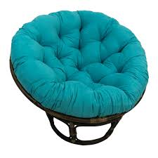 add a touch of style and comfort to your papasan chair with this