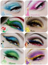 pretty halloween eye makeup disney makeup i u0027m in love although the blue on ariel u0027s makeup