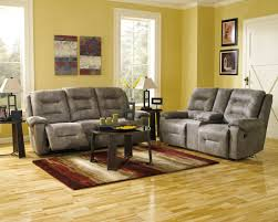 Rent Center Living Room Furniture by Rotation Smoke Power Reclining Living Room Set From Ashley 97501