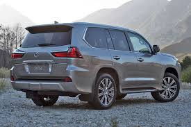 2017 lexus lx570 review the rolling throwback thursday of the suv