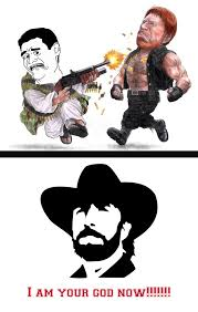 Jao Ming Meme - chuck norris and yao ming meme by gth089 on deviantart