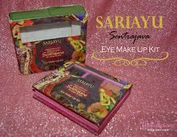 Harga Sariayu Kit yukalicious review sariayu eye make up kit trend warna 2013