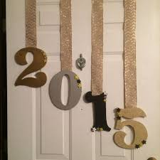 New Years Eve Homemade Party Decorations by Best 25 Diy New Years Party Decorations Ideas On Pinterest