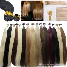 pre bonded hair extensions 100g pack pre bonded fusion hair extensions 100strands