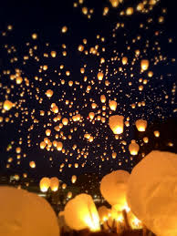 Chinese Lanterns String Lights by I Would Love To Do This Have An Evening Reception And Let Off Sky