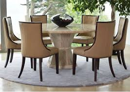kitchen table round 6 chairs marcello dining table round large m kelly interiors where