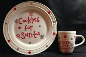 cutie cookie plate from 6 cookie plates for santa
