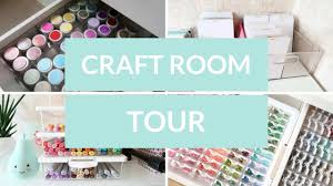 Craft Rooms Pinterest by Craft Room Tour 2017 Craft Rooms Pinterest Room Tour