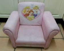Disney Princess Armchair Disney Children U0027s Chair And Table Ebay