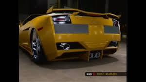 Lamborghini Gallardo Body Kit - midnight club los angeles lamborghini gallardo spyder body kit u0027s