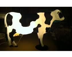vintage plastic cow lawn ornament l light wiltsie bridge