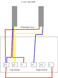 2 gang 3 way light switch wiring diagram wiring diagram and