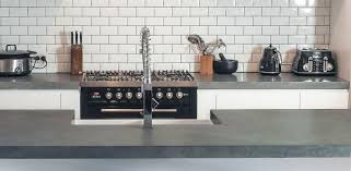 Concrete Kitchen Island by Concrete Kitchen Benchtops U2014 Concrete Benchtops Canberra