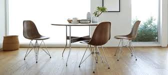 Replica Eames Dining Table Dining Room Awesome Chair Eames Style White Table Glass Designs