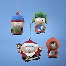 south park ornaments decore