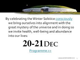 winter solstice meaning and celebration at dowth and newgrange irela