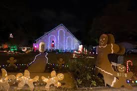 christmas lights installation houston tx beautiful christmas light in houston texas editorial stock image