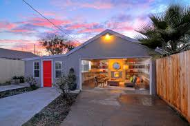 Wasted Space by Tips On Converting Your Garage Into A Living Space