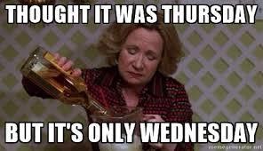 Wednesday Funny Meme - kickass funny wednesday meme