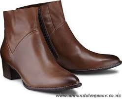 womens leather boots nz affordable paul green leather boots brown medium we1ir