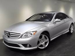 mercedes cl550 coupe 2007 mercedes cl class cl550 coupe stock 004376 for sale