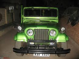 kaiser jeep logo a cj5 for bangalore is this a good buy team bhp