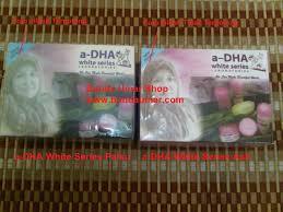 Bedak Dha a dha asli vs a dha palsu distributor adha white series