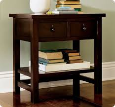 Pottery Barn Writing Desk by 90 For Two Pottery Barn Inspired Nightstands