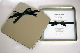 wedding invitations in a box fancy wedding invitations wedding cards a2zweddingcards