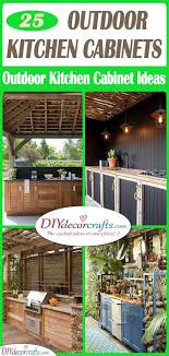 how to clean the outside of kitchen cabinets outdoor kitchen cabinets outdoor kitchen cabinet ideas