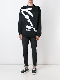 kenzo cheap flying tiger sweater kenzo kenzo signature sweatshirt