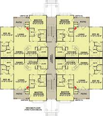 Beautiful Apartment Building House Plans Photos Decorating With Design - Apartment building design plans