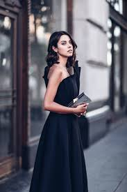 dresses to wear on new years how to wear a black dress on new year s and not go like all