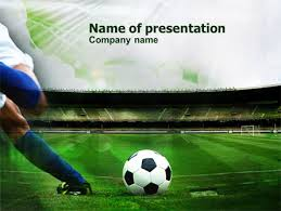 football template for powerpoint free sports powerpoint templates
