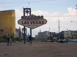 Map Of Las Vegas Hotels On The Strip by Road Trip Driving Directions Los Angeles To Las Vegas