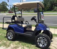 refurbished carts golf carts ocala fl
