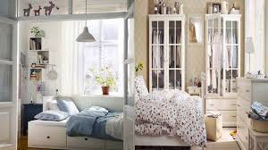 Storage Solutions For Small Bedrooms by Ikea Bedroom Furniture For Small Spaces A Perfect Solution To