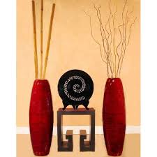 Bamboo Wall Vase Floor Vases For Decoration Home Large Floor Vases 36