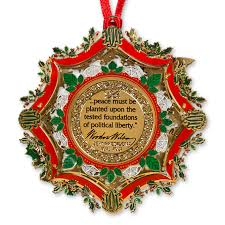 2013 white house ornament the american elm tree