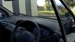 2003 renault scenic manual youtube