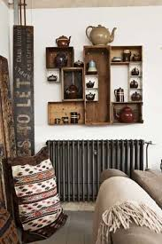 Wood Home Decor Interior Design With Reclaimed Wood And Rustic Decor In Country