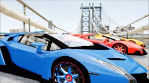 blue lamborghini veneno 2014 lamborghini veneno roadster lp 750 4 jussive enb series gta