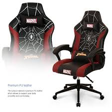 Neo Chair Licensed Marvel Gaming Racing Chair Executive Office Desk