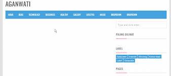 cara membuat menu dropdown keren cara membuat menubar multi dropdown di blog madamvia