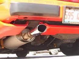 porsche 944 exhaust system porsche 944 turbo with ansa sport muffler