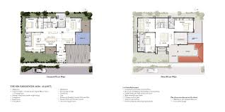 divyasree 77 east 4 bedroom villas yemlur bangalore divyasree 77 east floor plan spa