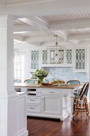 New England Style Homes Interiors New England Kitchen Design Home Design